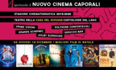 """Aspettando il """"Nuovo Cinema Caporali"""" Lagodarte presenta il """"Temporary Cinema"""""""