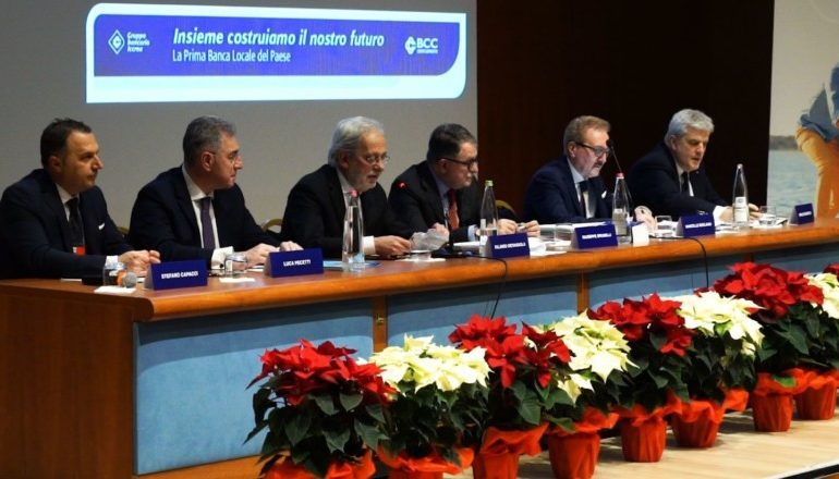 Nasce Banca Centro, i soci approvano la fusione tra BCC Umbria e Banca CRAS