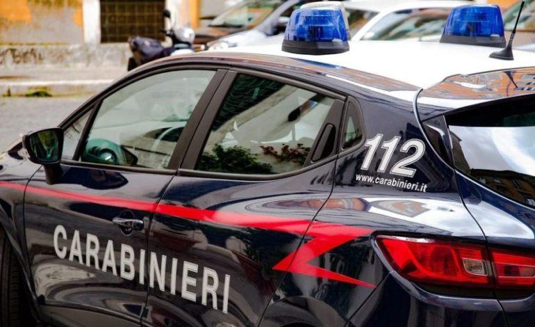 carabinieri tentata rapina cronaca tuoro