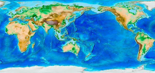Ambiente, la geologia marina protagonista dell'evento ideato da Il Riccio