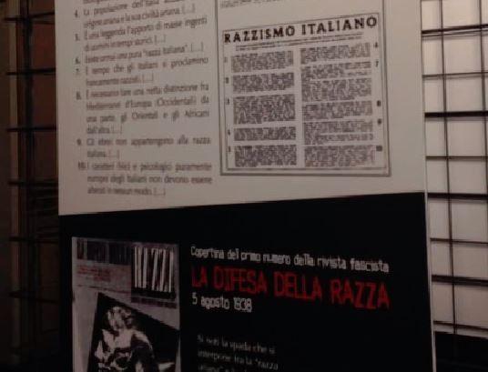 Le origini del razzismo in Italia illustrate nella mostra a Panicale