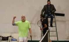 Tennis, Panzieri trionfa al Torneo Indoor Championship di Tavernelle