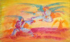 """Prorogata fino al 15 marzo la mostra di Koulakov """"La via del guerriero"""". Domenica evento letterario dedicato al maestro russo"""