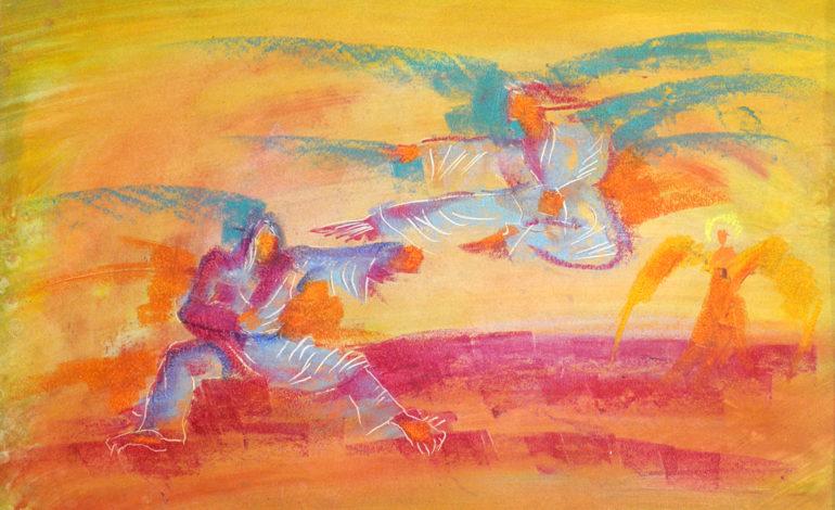arte La via del guerriero Mikhail Koulakov mostra Palazzo della Corgna castiglionedellago eventi-e-cultura