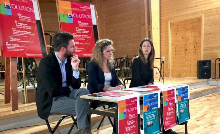 [R]evolution: presentato il nuovo festival musicale di Castiglione del Lago