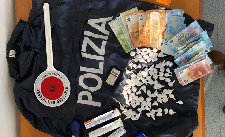 arresto cocaina droga polizia spaccio cronaca