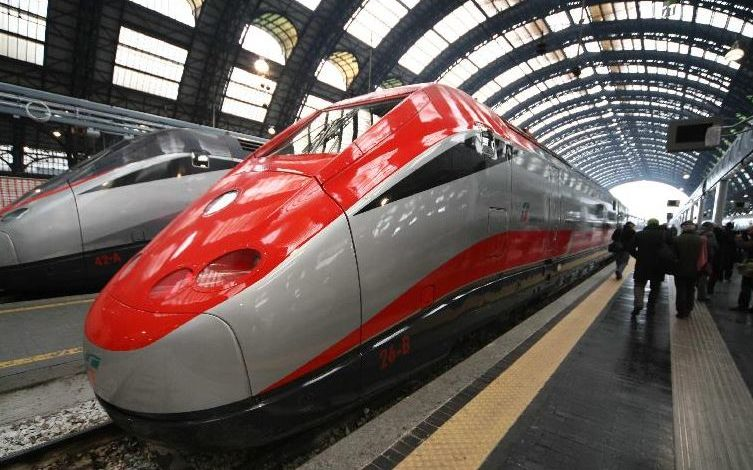 ferrovie frecciarossa terontola treni economia tuoro