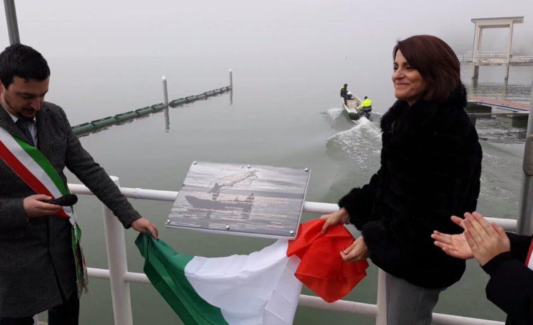 Giorno della Memoria, inaugurata la targa che ricorda i 'pescatori eroi' del Trasimeno