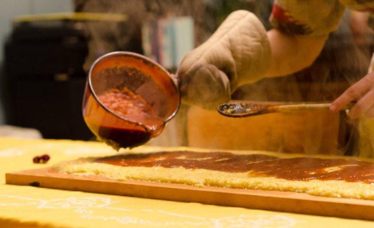 La tradizione è servita: a Moiano torna la sagra della polenta