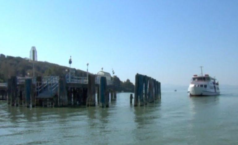 Lago Trasimeno a oltre -60 centimetri: si teme per la stagione estiva