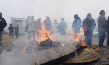 """Sciopero Trafomec, presidio dei lavoratori a Tavernelle: """"Fatti passi avanti"""""""