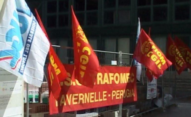 lavoro sindacati tavernelle trafomec economia panicale