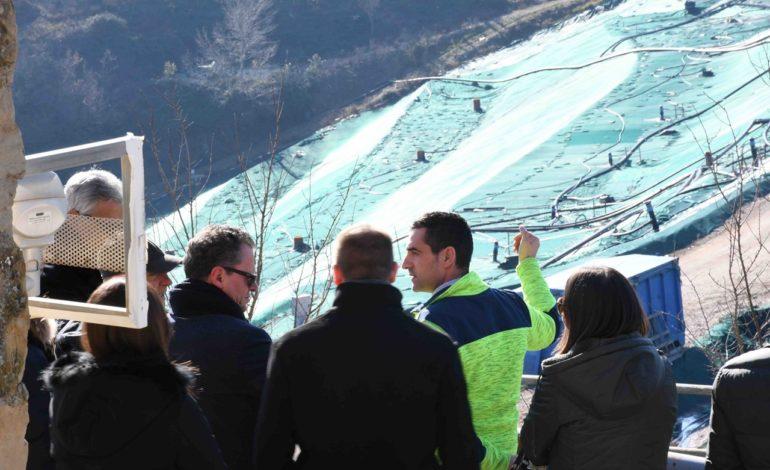 Ciclo rifiuti, l'assessore Morroni avvia le visite agli impianti: la prima Borgo Giglione