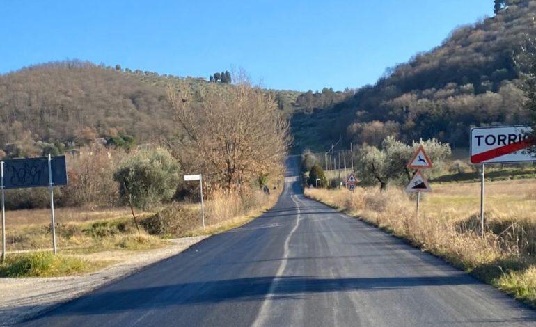 giacomo chiodini lavori stradali provincia torricella cronaca magione