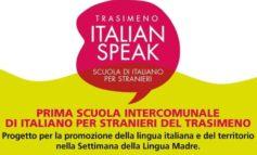 L'italiano per gli stranieri: al via il 'Trasimeno Italian Speak'