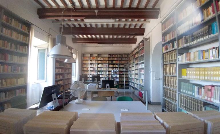 biblioteca coronavirus museo torre dei lambardi Vittoria Aganoor Pompilj eventi-e-cultura magione