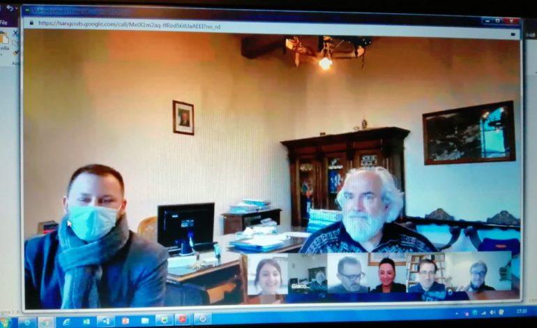 coronavirus streaming videoconferenza cronaca magione