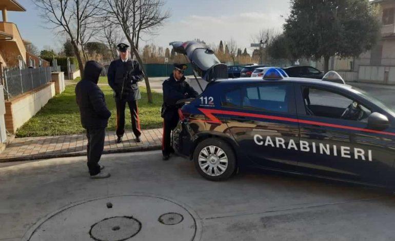 arresto carabinieri cocaina droga spaccio castiglionedellago cronaca