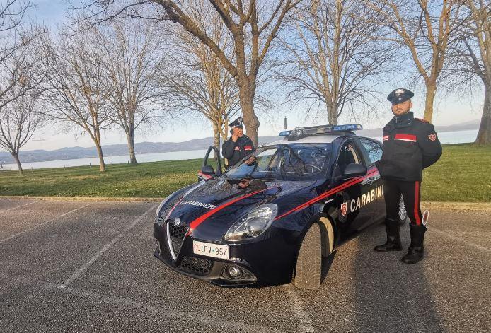 arresto cane antidroga carabinieri droga cronaca magione
