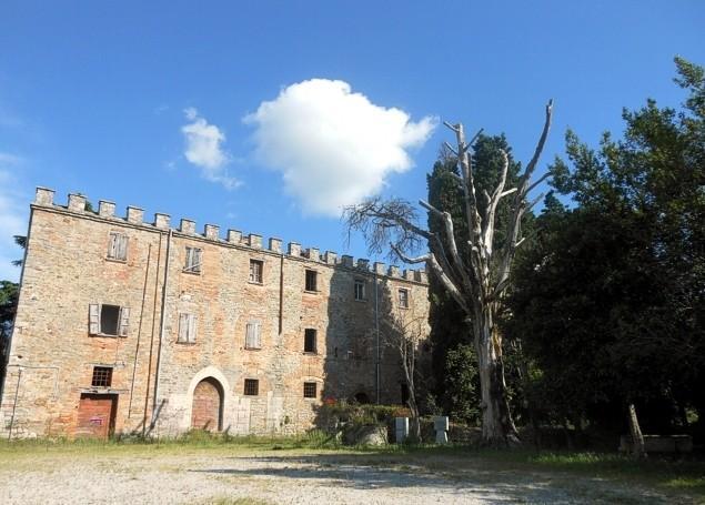 """Castello di Cibottola, Peltristo: """"Vogliamo risposte dalla Soprintendenza""""*"""