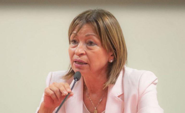 """DPCM, la presidente dell'Umbria Tesei: """"Imbavaglia le regioni"""""""