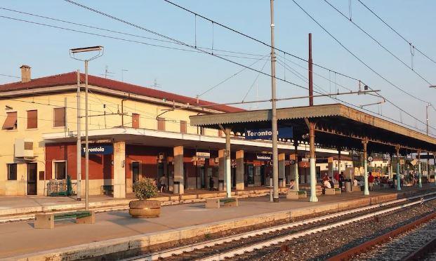 frecciarossa stazione terontola trasporti treni economia