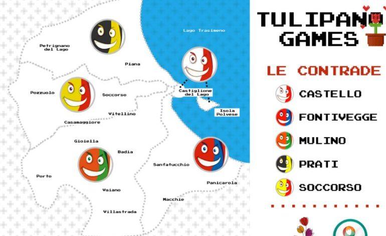 """""""TulipanoGames, assalto alla rocca"""", oggi parte il gioco online"""
