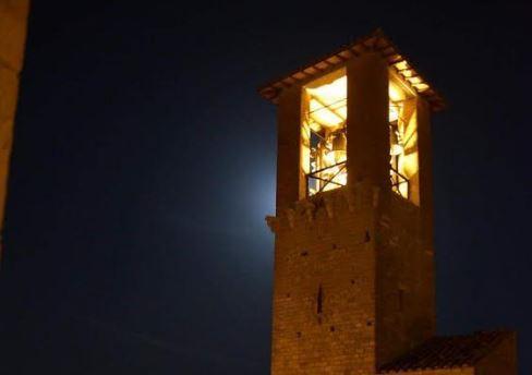 agello castello illuminazione lavori pubblici cronaca magione