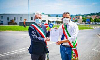 Da lunedì via libera alle visite ai congiunti nei comuni di confine tra Umbria e Toscana