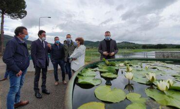 Biodiversità ed economia: l'assessore regionale Morroni visita il centro ittiogenico