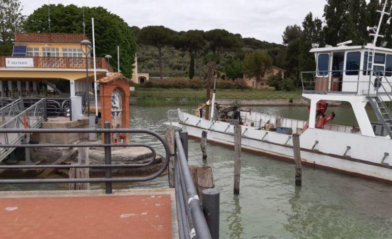 degrado isola maggiore Isola Polvese lago provincia di perugia silvia silvi turisti castiglionedellago comuni cronaca