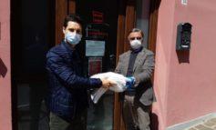 La Proloco di Magione consegnate 200 mascherine alla Casa Serena Zeffirino Rinaldi