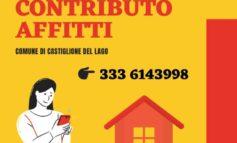 Contributi affitti: informazioni e supporto per i castiglionesi