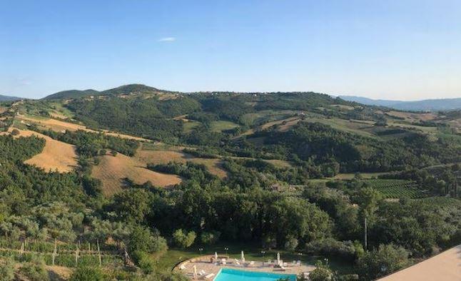 Caldo: oltre 30 gradi già in diversi centri Umbria