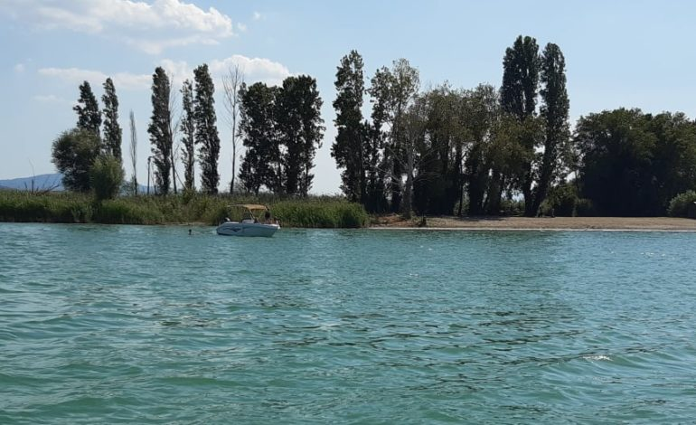 architettura balneazione estate estate 2020 Isola Polvese turismo castiglionedellago economia