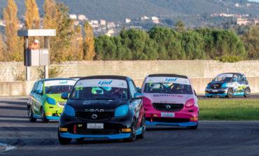 Smart E-cup, Super Cup 2020 e Challenge Ford MPM: intenso weekend al Borzacchini
