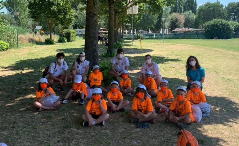 centri estivi ragazzi trasimeno flippers summer camp magione passignano sport tuoro