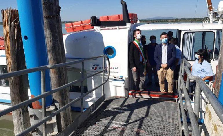 Isola Polvese polvese traghetto trasporti turismo castiglionedellago cronaca