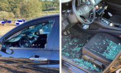 Ladri scatenati spaccano i vetri delle auto parcheggiate lungo il lago