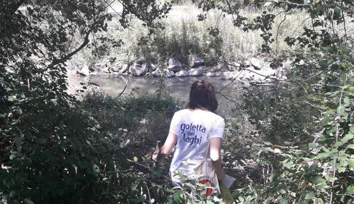 ambiente arpa umbria ecologia goletta dei laghi legambiente LIFE Blue Lakes microplastiche glocal