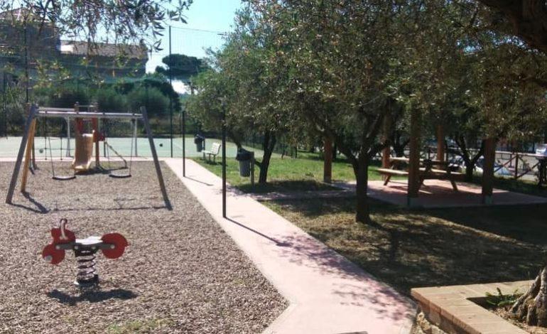 area giochi consiglio comunale illuminazione pubblica minoranza oliveto parco passignano politica