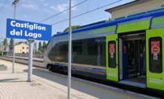 Turismo: con Trasimeno Line in treno tra le bellezze del Lago