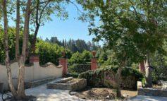 """Nel centro di Magione nasce il """"giardino dei cinque sensi""""per gli anziani di Casa Serena"""