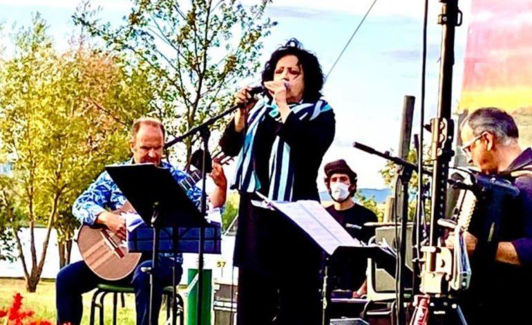 Antonella Ruggiero festival green music musica pietrafitta spettacoli eventi-e-cultura piegaro