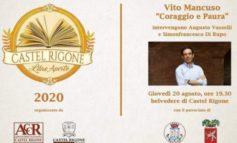 """A """"Castel Rigone Libro Aperto"""" ospite d'eccezione Vito Mancuso"""
