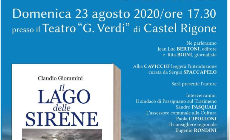 """Al Teatro Verdi di Castel Rigone """"Il lago delle Sirene"""" di Claudio Giommini"""