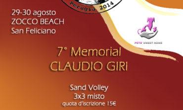 Torna il memorial Claudio Giri sulle spiagge di San Feliciano