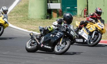 Al Borzacchini moto d'epoca e fast endurance con il Meeting in Pista FMI