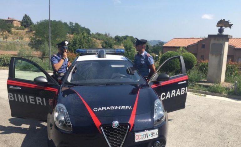 Droga, due arresti dei carabinieri fra Passignano e Magione