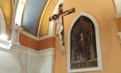 Chiesa di San Feliciano, inaugurazione in diretta dei lavori di restauro